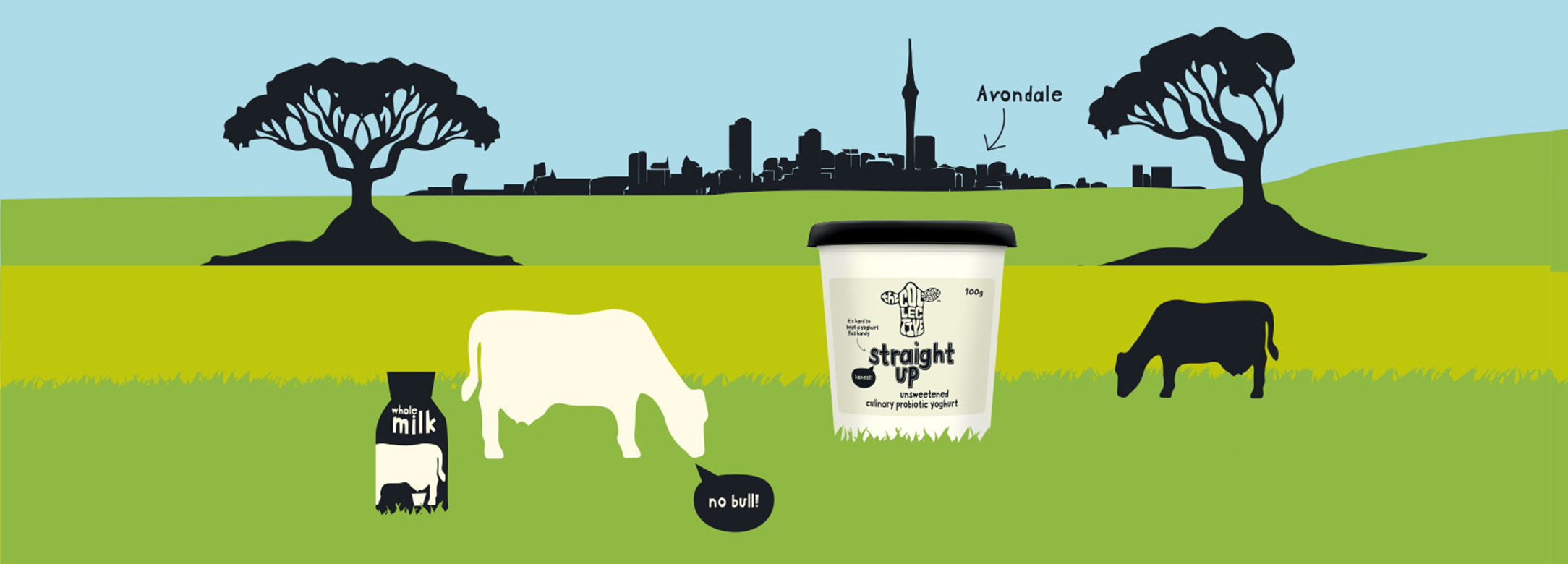 The Collective New Zealand- Great dairy    no bull!