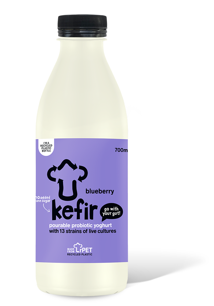blueberry kefir