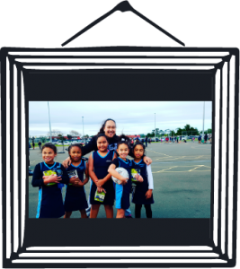 Koko's netball team