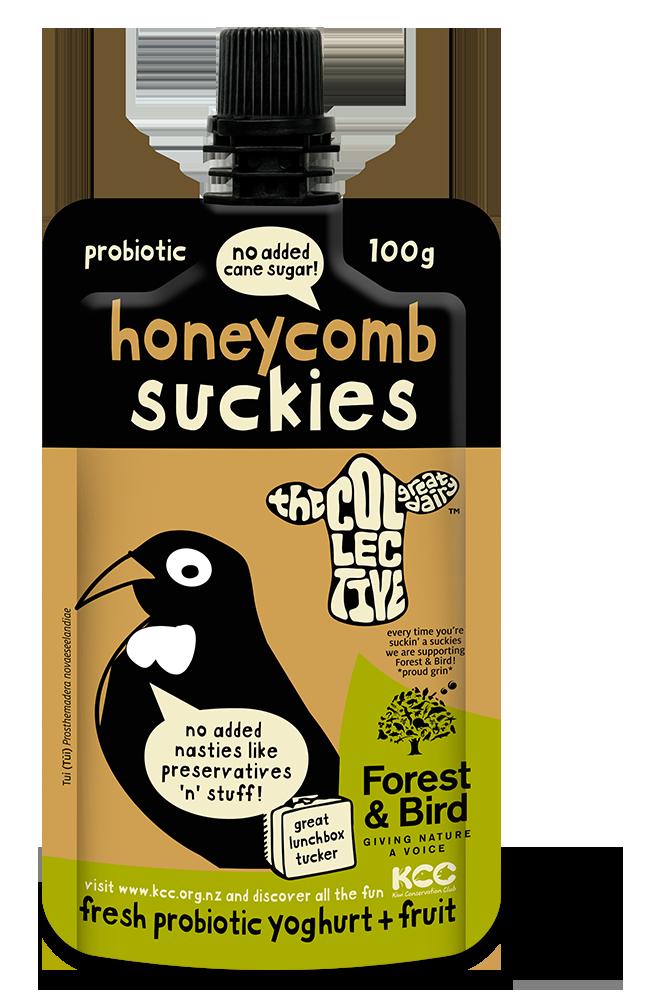 honeycomb suckies