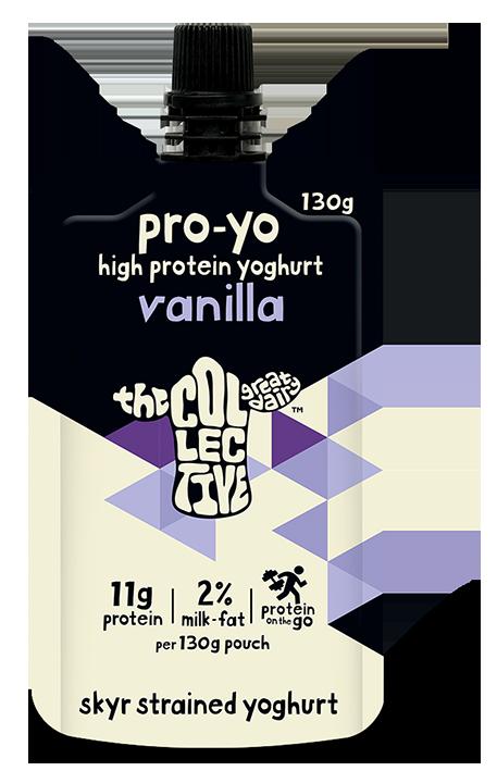 vanilla pro-yo