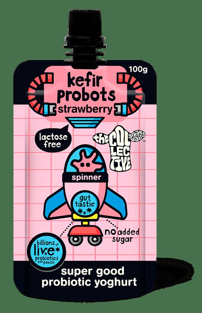 strawberry kefir probots